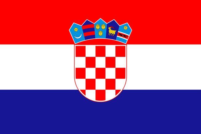 flag Croatia