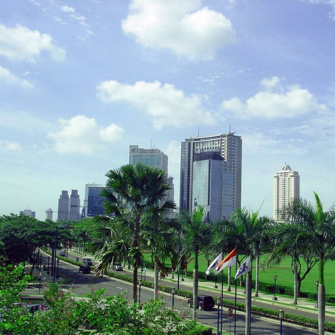 Indonesia City