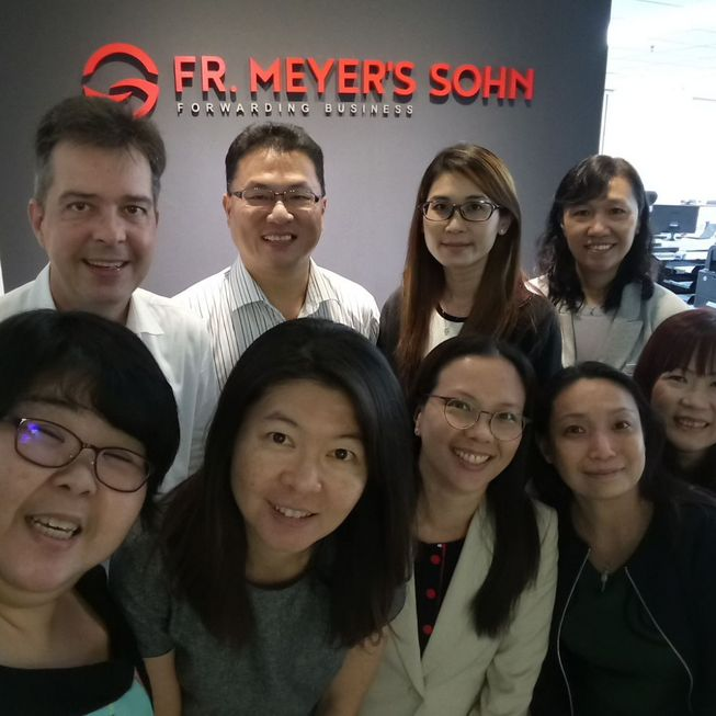 FMS Singapore Colleagues
