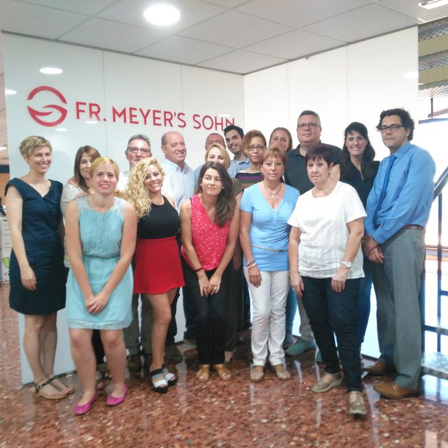 FMS Barcelona Colleagues