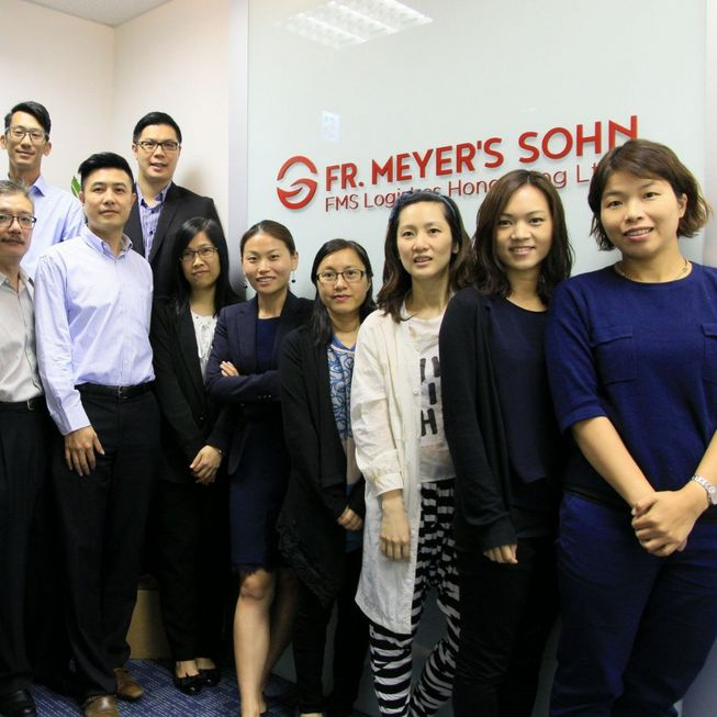 FMS HongKong Colleagues